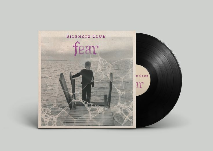 Silencio Club, Fear - cover