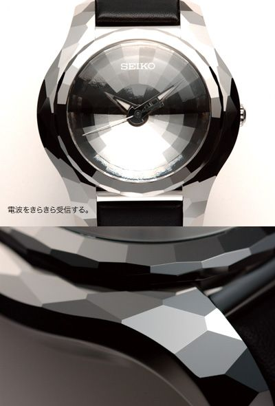 SEIKO Power Design Project 2004 Polygon -ポリゴン-
