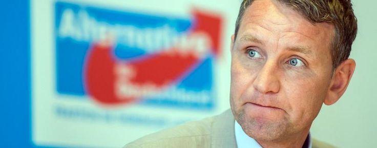 Im Fall von Neuwahlen: Björn Höcke erwägt Kandidatur für den Bundestag - Politik - Tagesspiegel