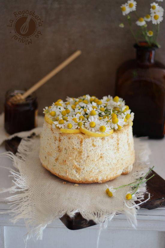 Angel Food Cake | L Rreposteria de Miguel