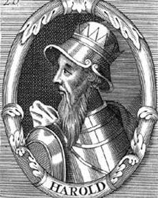 King Harold II (1022-1066)