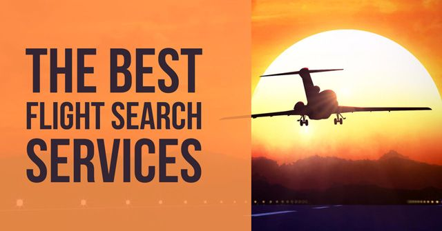 The Best Flight Search Services