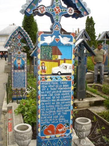 Cimitirul Vesel - Sapanta | Galerie Foto | Romania Tourist Info