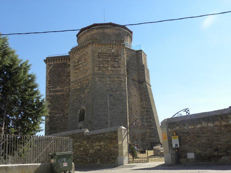 Castillo de los Duque de Alba-Tormes