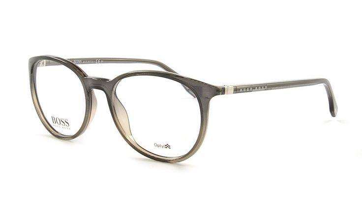 Hugo Boss Brille - 714 HOZ 52 Grau