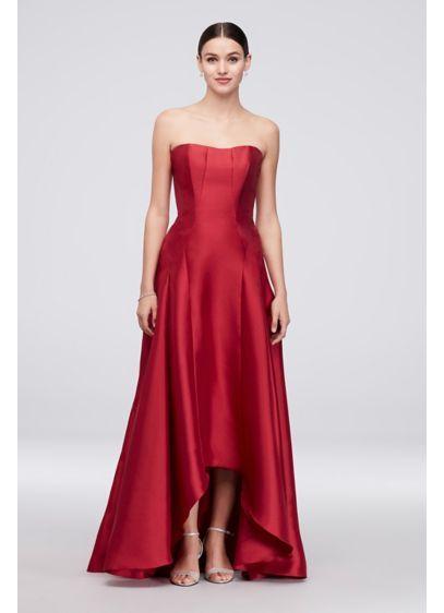 16 best Red Prom Dresses images on Pinterest | Formal dresses ...