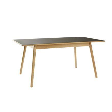 C35 spisebord designet af Poul M. Volther for FDB møbler i 1957 (5.495 DKK).