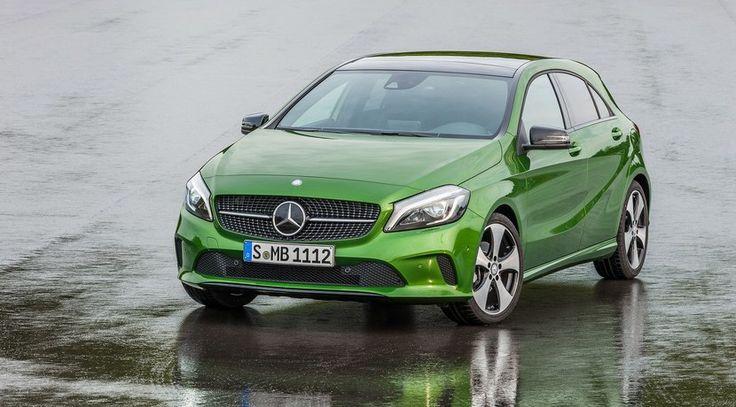 Mercedes Clase A 2015, desde 27.800 euros en España - http://www.actualidadmotor.com/mercedes-clase-a-2015-precio/