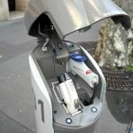 Borne de recharge Autolib'