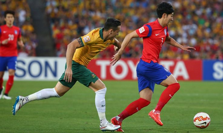 Asian Cup final: Australia v South Korea – live!