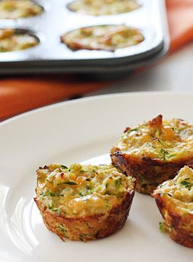 These Zucchini Tots are to DIE for, yummy!!! |skinnytaste.com