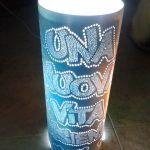 Lampade Artigianali in PVC
