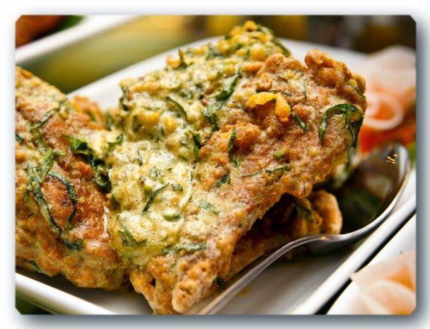 Resep Ayam Goreng Telur Asin | Resep Masakan Dunia