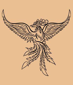 phoenix tattoo designs tribal phoenix tattoo phoenix