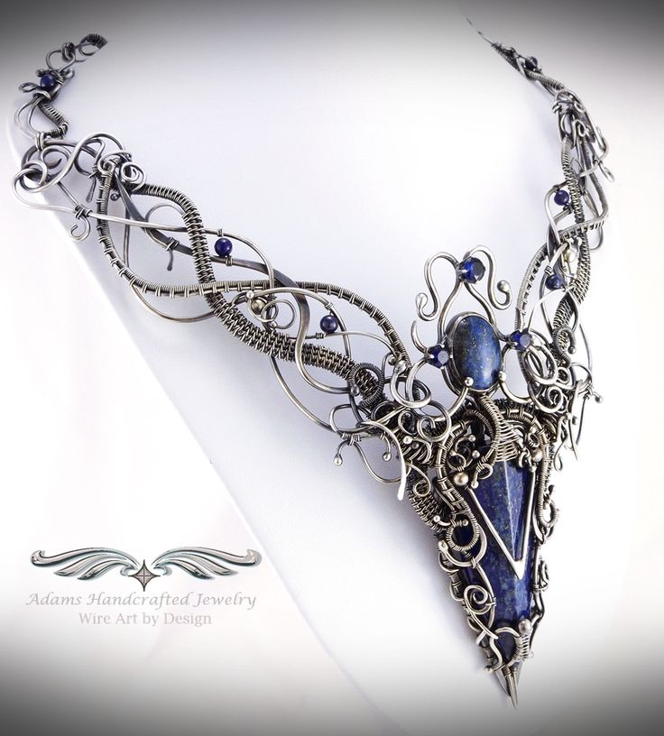 136 best Wire Work Jewellery by Adams Handcrafted Jewelry images on ...