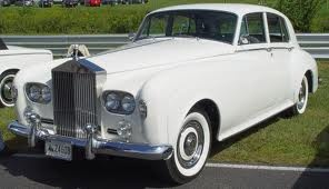 Rolls Royce Silver Shadow- Which James Bond film did it appear in though?