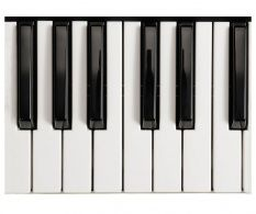 Piano Tapéta
