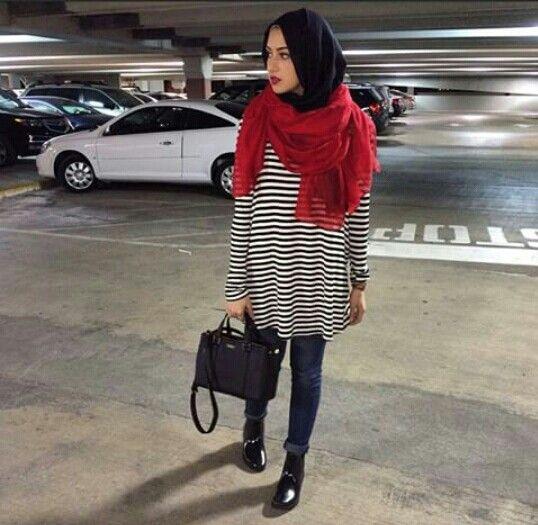 Hipster Hijab