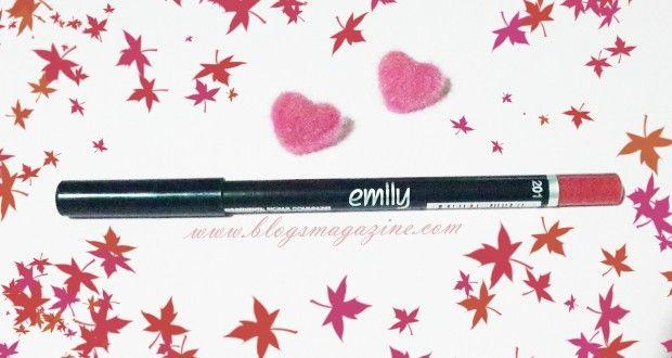 Emily Long Lasting Lip Stick (Dudak Kalemi)   Blog's Magazine