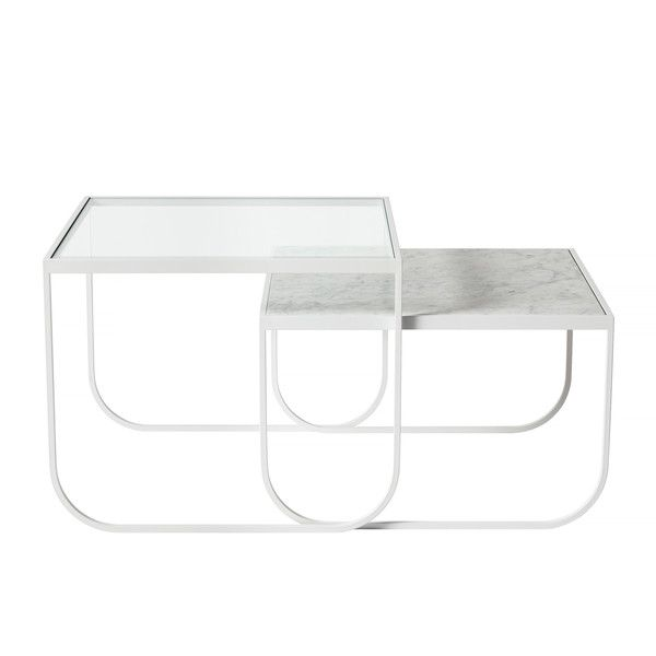 Tati Square Side Table by Asplund // The Modern Shop (more colours and finishes available)