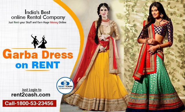 This Navratri could be special for you as you can save your money by renting a Garba dress within your budget. It's what could help you to play Garba by forgetting all your hassles.