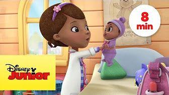 Disney Junior España | Historias de la Doctora Juguetes: episodio 5 - YouTube
