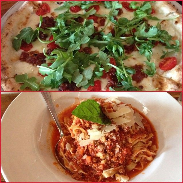 Check Out Cane Rosso in Dallas, TX as seen on Diners, Drive-ins and Dives and featured on TVFoodMaps. Known for In Dallas, a Neapolitan pizza place spreading bacon jam on pizza and fresh pancetta on the pasta.