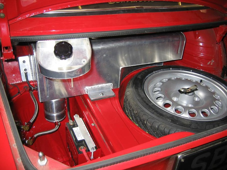 Alfaholics 55 Litre Rally/Trackday Fuel Tank | Classic Alfa Romeo spare parts and accessories