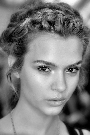 Trenzas para pelo corto: Fotos de los mejores estilismos