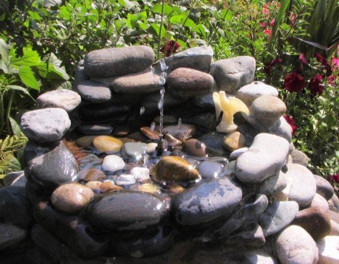 fontene i hagen