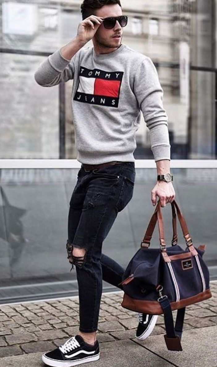 37 Spring Outfit Style Ideas for Men 2019