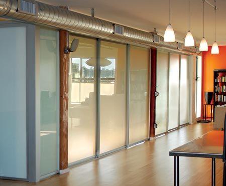 Top 11 ideas about Glass barn doors on Pinterest | Sliding doors ...