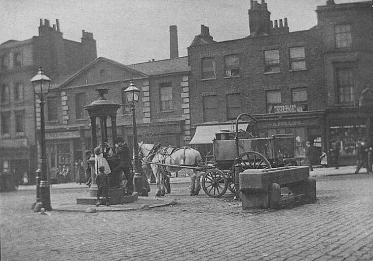 Clerkenwell Green 1898