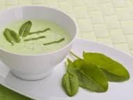 Sauce à l'oseille bien parfumée - Recette de cuisine Marmiton : une recette