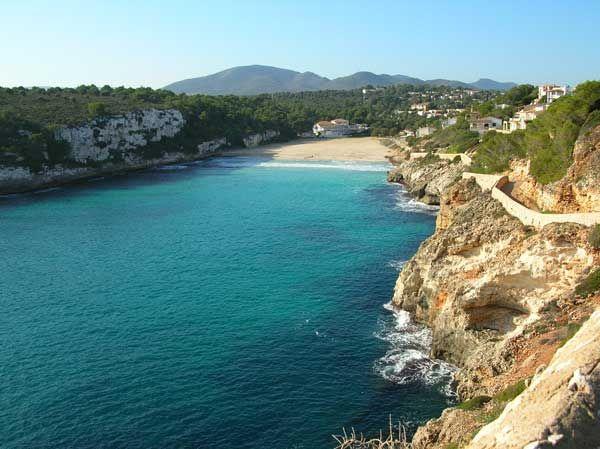 Cala Romantica,Mallorca, Spain