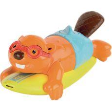 Tomy Surfende Bever Bath|badspeelgoed|in bad|baby - Vivolanda