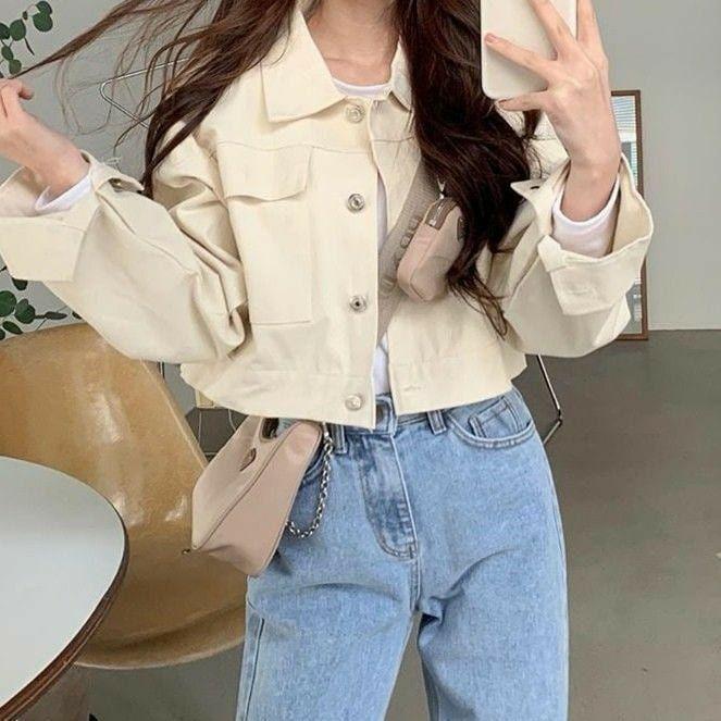 Woman Classic Outfit Aesthetic Stylish Summer 2021 Cute Korean Fashion Instagram School Gaya Model Pakaian Gaya Model Pakaian Korea Gaya Busana