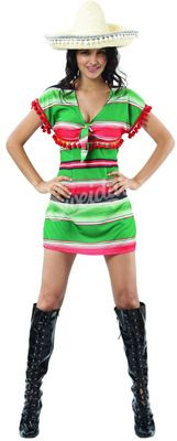 Mexican style dress