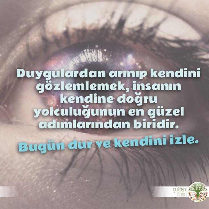 Bugün dur ve kendini izle. Günaydın #günaydın #kendini #izle #dur #arın #bendekal