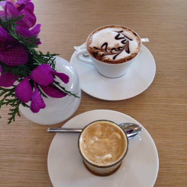 Nespresso affogato and mocha.: Mocha, Names, Nespresso Affogato