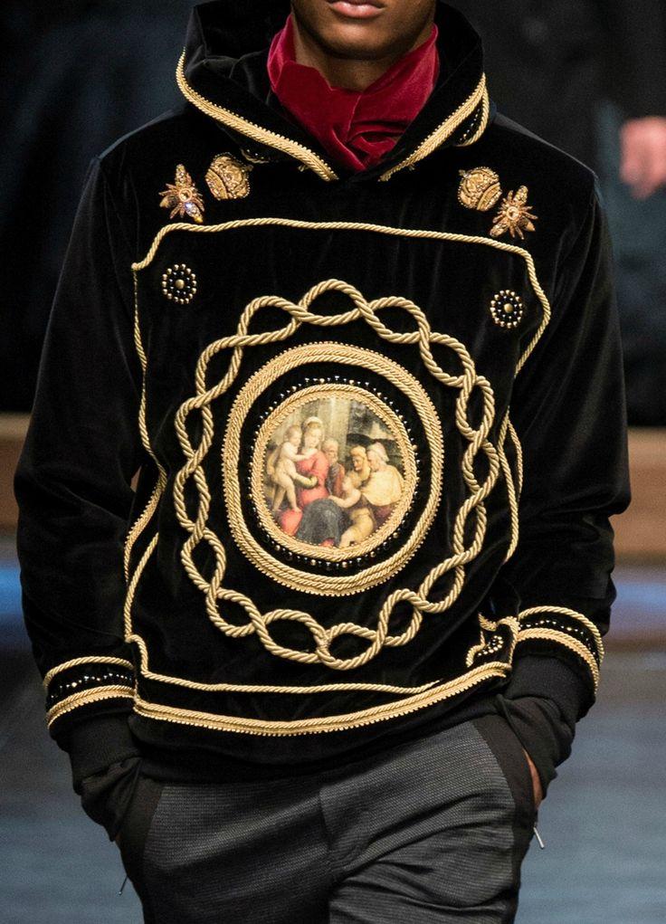 "salntlaurent: "" Dolce & Gabbana AW15 """