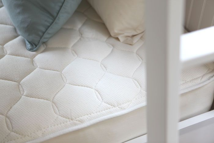 Quilted Deluxe Innerspring Mattress.