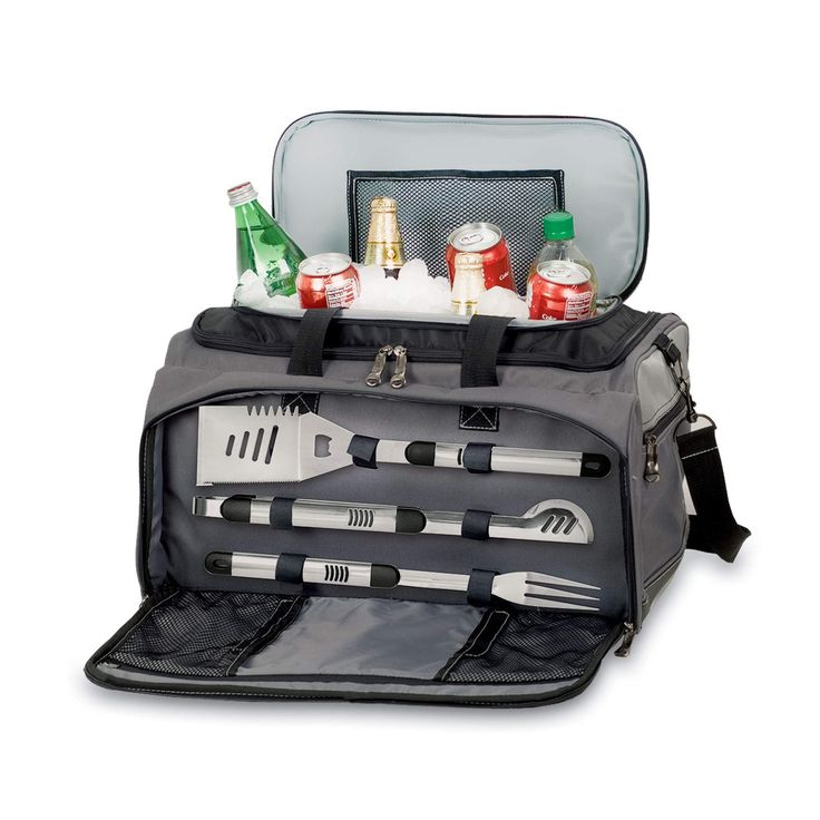 Picnic Time Buccaneer Portable Charcoal Grill-750-00-175  #bellini #kitchenknives #kitchentools #smallappliances #spherificator #bestknives