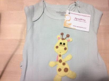 Manualidades en fieltro para bebés | Aprender manualidades es facilisimo.com