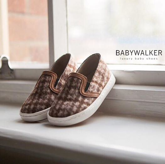 BABYWALKER luxury baby shoes FW2014/15 collection Shooting: Cloudo