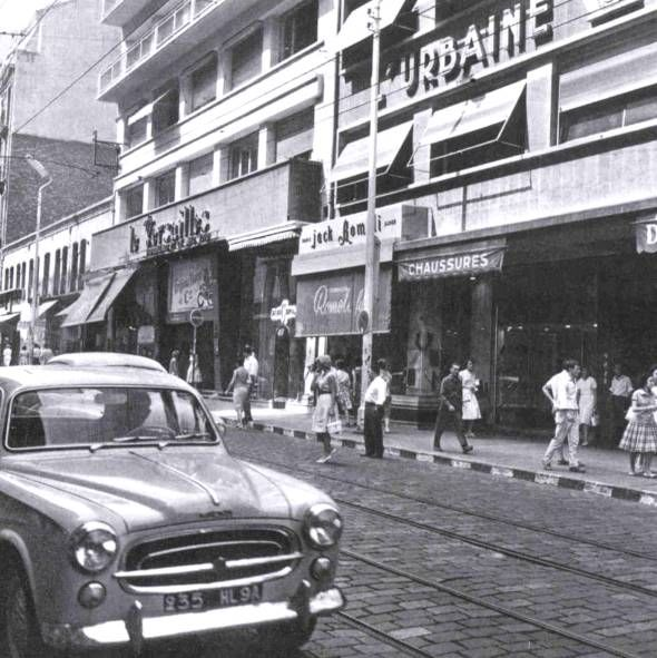 Alger La Rue Michelet Descendre La Rue Michelet C Etait Aller Au Devant Du Soleil Et De La Mer Chaque Matin Le Fremisseme Alger Image Algerie Photo Algerie