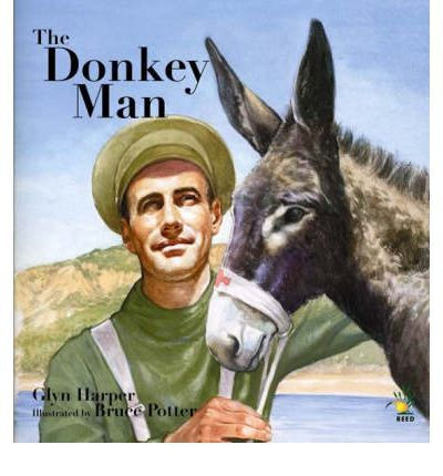 Donkey men - medical corps soldiers who used donkeys to carry the injured from the battlefields - played an important role in World War I. Based on the life heroics of New Zealand soldier Richard Henderson and his partner Rolly the donkey, this title shows the war from Rolly's point of view as he carries the wounded and sick away from the front.