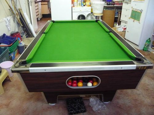 Pool Tables Room Size