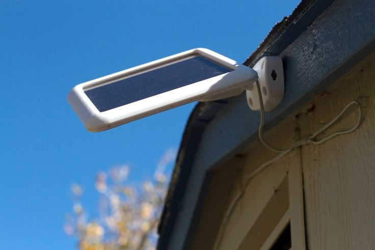 Best Outdoor Solar Powered Motion Security Lights - Top 9 Reviews