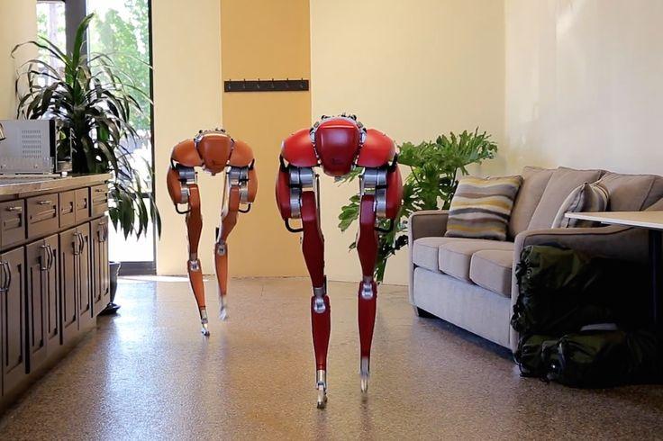 Video Friday: Agility Robotics, Pancake Robots, and Metallica's Drone Show - IEEE Spectrum